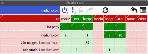 uMatrix 2