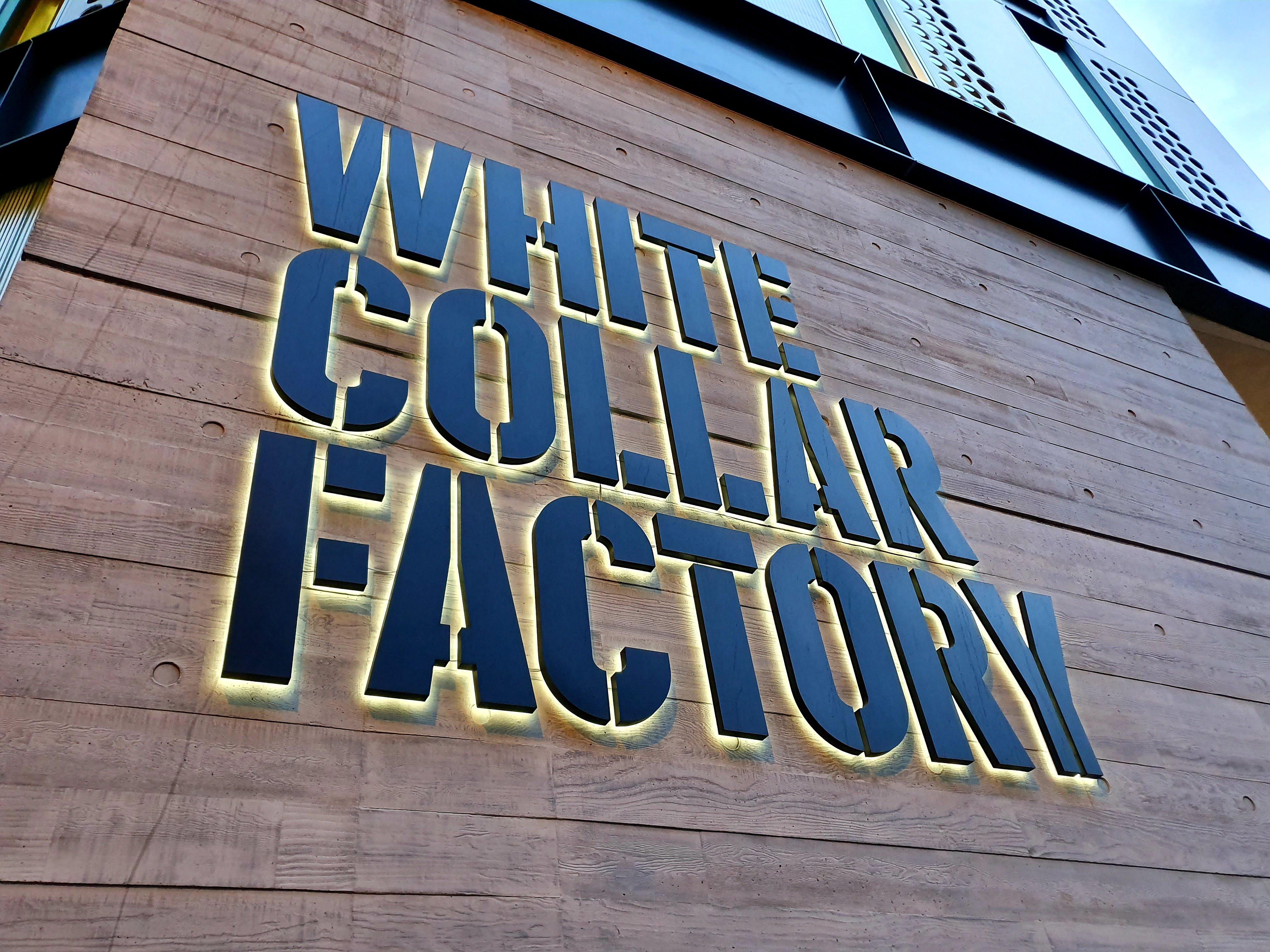 White Collar Factory